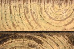 Timber Abstract 1 Royalty Free Stock Photos