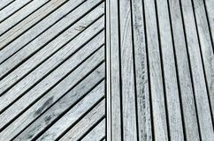 Timber broad slanting and vertical pattern in one frame. A grey Timber broad slanting and vertical pattern in one frame stock photography