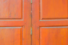 Timber door textures wallpaper pattern Royalty Free Stock Photography