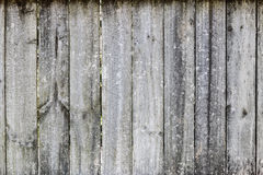 Timber Fence Royalty Free Stock Image
