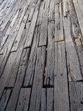 Timber floor. Drift wood made timber floor look very strong Royalty Free Stock Images