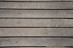 Timber floor Stock Photography