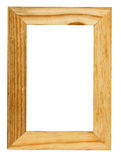 Timber frame Stock Image