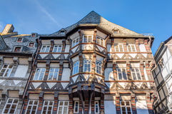 Timber framed building Royalty Free Stock Photos