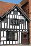 Timber Framed Building. Royalty Free Stock Photography