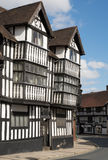 Timber-framed buildings Stock Images
