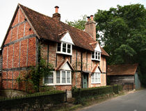 Timber Framed Cottage Royalty Free Stock Image
