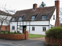 Timber Framed Cottage Royalty Free Stock Photography