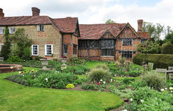 Timber Framed English Manor House Royalty Free Stock Photo