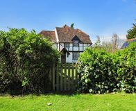 Timber Framed English Rural Cottage Royalty Free Stock Image