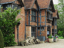 Timber Framed English rural Cottage Stock Photography