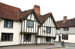 Timber framed house, Lavenham, England Royalty Free Stock Photography