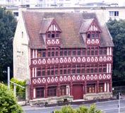 Timber-Framed Houses Stock Photos