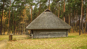 Timber house Royalty Free Stock Photography