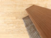 Timber Planks Royalty Free Stock Photo