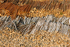 Timber resources Royalty Free Stock Image