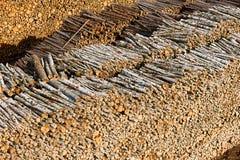 Timber resources Royalty Free Stock Photos