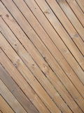 Timber slat background dramatic angled up right Royalty Free Stock Photo