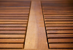 Timber Slats Royalty Free Stock Images