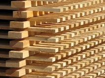Timber supply Royalty Free Stock Image