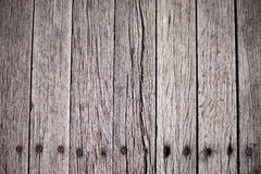 Timber texture. Background of old cracked timber Royalty Free Stock Photos