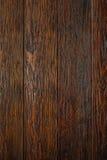 Timber texture. Dark wood background. Royalty Free Stock Photos