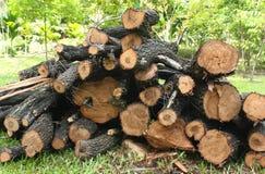 Timber texture Stock Image