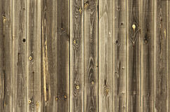 Timber wood brown oak panels used as background. Seamless pattern Stock Images