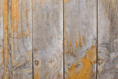 Timber wood brown plank background Royalty Free Stock Photo