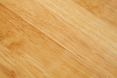 Timber wood floor planking detail showing grain Royalty Free Stock Photography