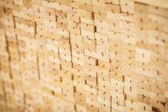 Timber wood furniture Royalty Free Stock Photos