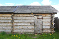 Timber wood shack Royalty Free Stock Photography