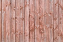 Timber wooden wall brown colour. Background and texture Stock Photo