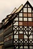 timbered половина 05 erfurt Стоковые Фото