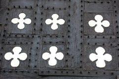 timbered половина 08 деталей Стоковое Изображение RF