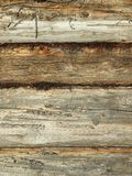 timbered стена стоковые изображения rf