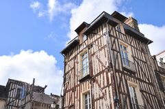 Timbered building Stock Images