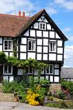 Timbered Building, Pembridge. Stock Image