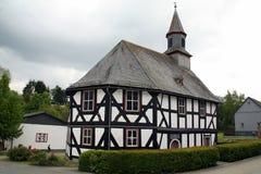 Timbered chapel Stock Photos