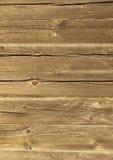 Timbered wall Royalty Free Stock Photos