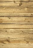 Timbered wall Royalty Free Stock Image