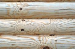 Timbered wall Royalty Free Stock Photo