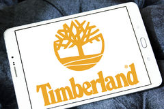 Timberland brand logo royalty free stock image