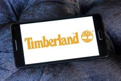 Timberland logo royalty free stock photos
