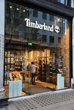 Timberland, Londra Fotografie Stock Libere da Diritti