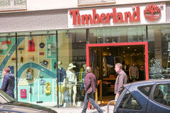 Timberland Stock Photo