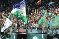 Timbers army Royalty Free Stock Images