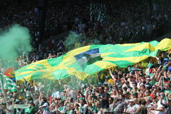 Timbers army Stock Images