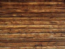 Timberwall velho Imagem de Stock