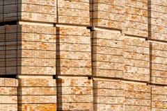 Timberyard Royalty Free Stock Image